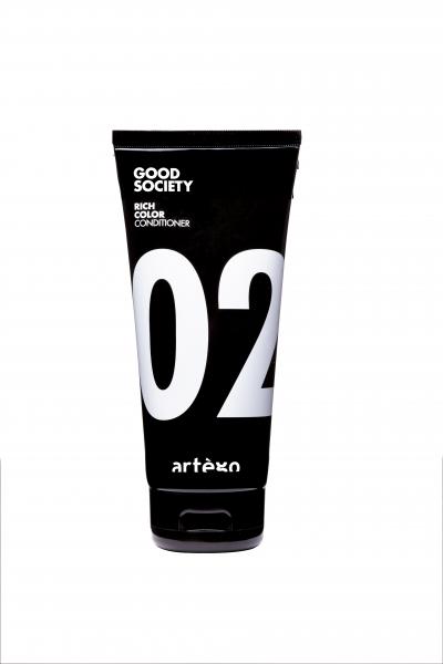 ARTÈGO Good Society Rich Color Conditioner 02, 200ml