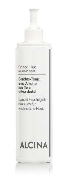 ALCINA Gesichts-Tonic ohne Alkohol, 200ml
