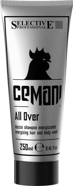 SELECTIVE CEMANI All Over Shampoo, 250ml