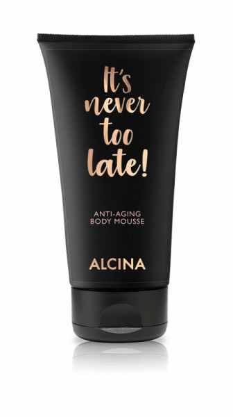ALCINA It´s never too late Anti-Aging Body Mousse, 150ml