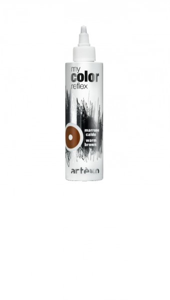 ARTÉGO MY Color Reflex Warmes Braun, 200ml