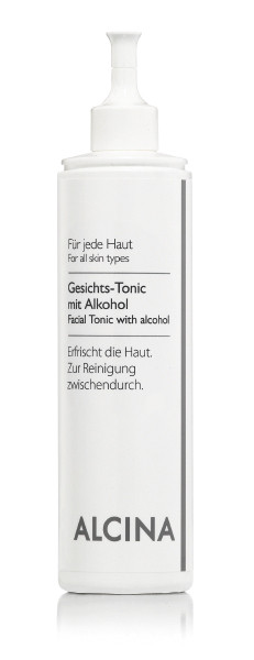 ALCINA Gesichts-Tonic mit Alkohol, 200ml