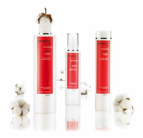 Friseur Produkte24, Medavita Volumen Shampoo und Feuchtigkeit