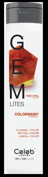 Celeb LUXURY GEM LITES Colorwash Fire Opal, 244ml