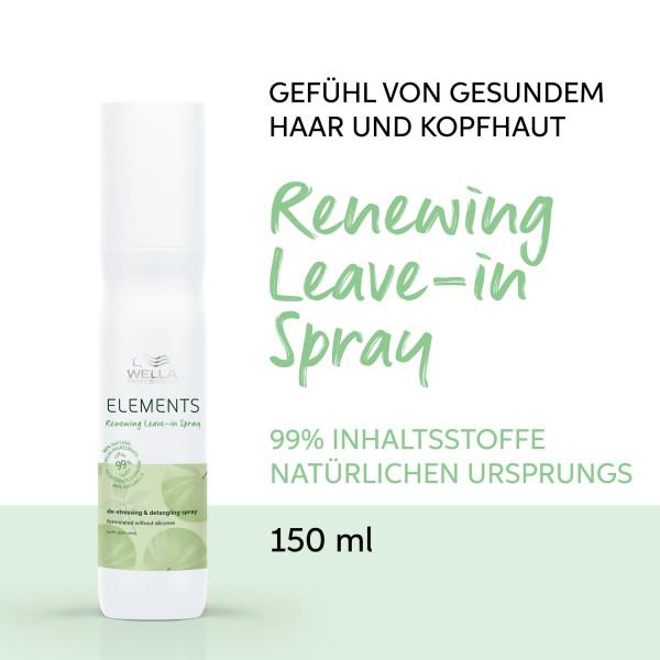 WELLA Elements Renewing Leave-in Spray, 150ml