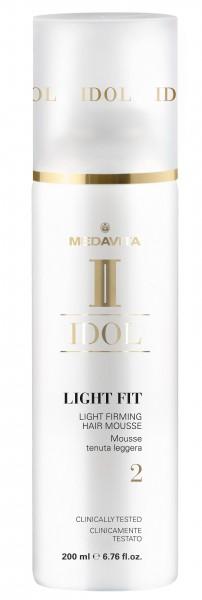 MEDAVITA IDOL Texture Light Fit Light Firming Hair Mousse, 200ml