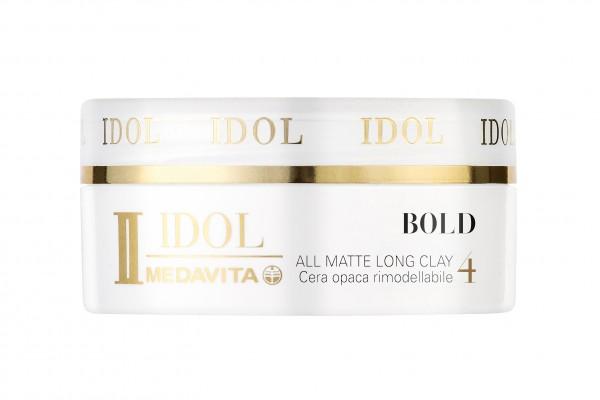 MEDAVITA IDOL Creative Bold All Matte Long Clay, 100ml