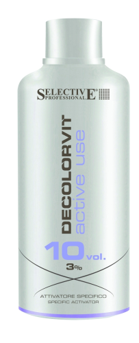 SELECTIVE Decolorvit 3% 10 Vol. Active Use Oxydant, 750ml