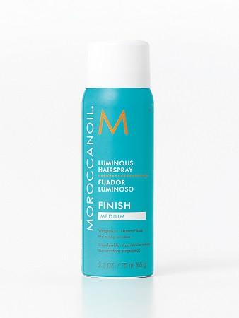 Friseur Produkte 24 - Moroccanoil Luminöses Haarspray Medium Reisegröße