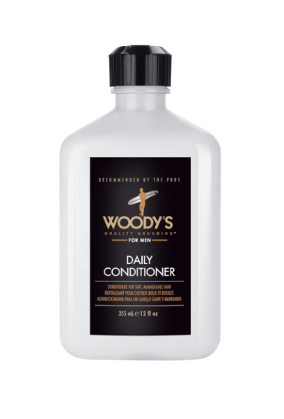 WOODY´S Daily Conditioner, 355ml