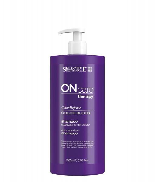SELECTIVE ONcare Color Block Shampoo, 1000ml