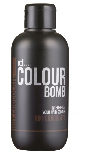 idHAIR Colour Bomb Hot Chocolate 673, 250ml