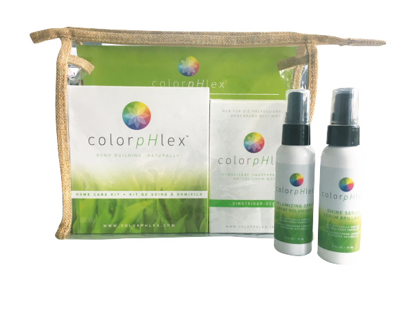 ColorpHlex Sample Bag Paket, 7 ColorpHlex Produkte