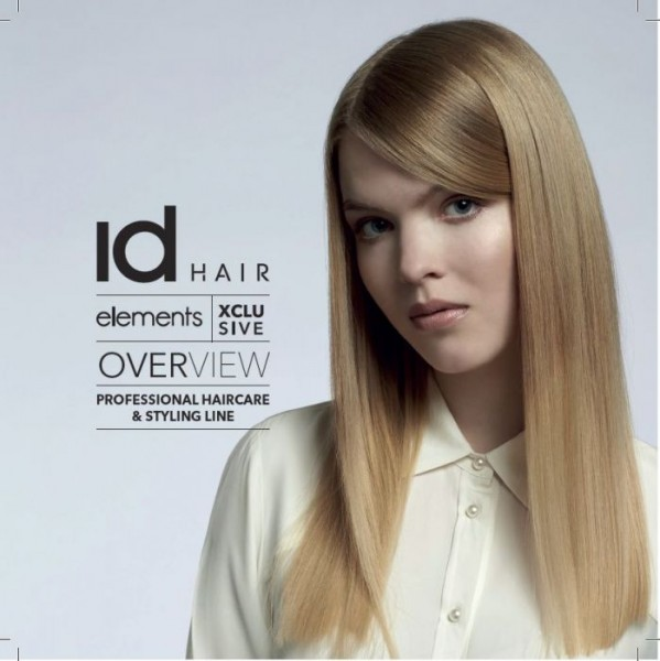 idHAIR Elements Xclusive Long Hair Shampoo, 100ml