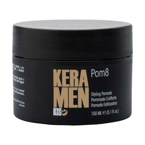 KIS KeraMen Pom8 Pomade, 150ml