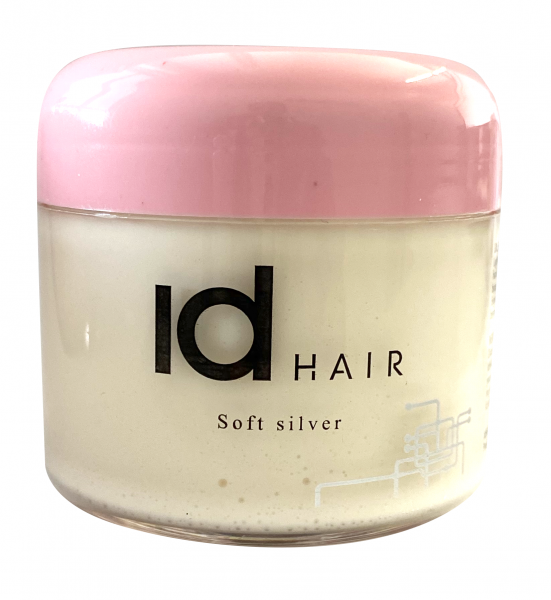 IdHAIR Soft Silver Stylingcreme, 100ml