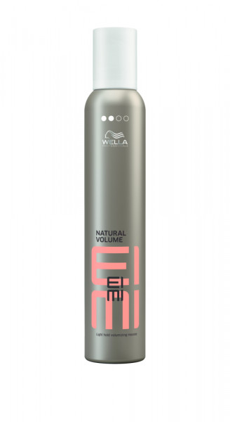 WELLA EIMI Natural Volume Styling Mousse, 300ml