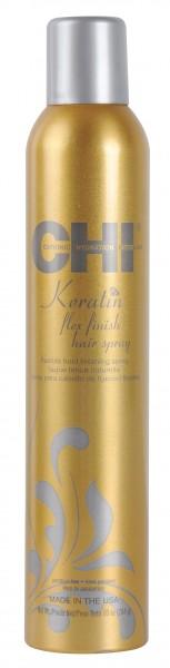 CHI Keratin Flexible Hold Hairspray, 284 ml