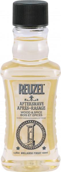 REUZEL After Shave Wood & Spice, 100ml