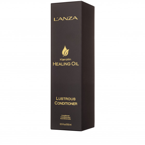LANZA Keratin Healing Oil Lustrous Conditioner, 250ml