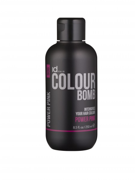 idHAIR Colour Bomb Power Pink 906, 250ml