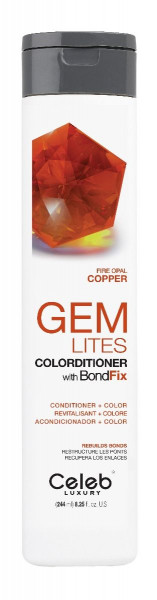 Celeb LUXURY GEM LITES Colorditioner Fire Opal, 244ml