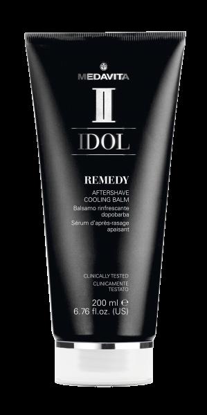 MEDAVITA Black Idol Remedy Aftershave Cooling Balm, 200ml