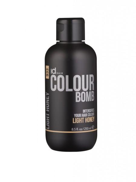idHAIR Colour Bomb Light Honey 933, 250ml