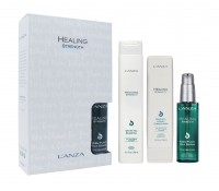 LANZA Healing Strength Kit, 650ml