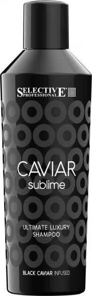 SELECTIVE Caviar Sublime Ultimate Luxury Shampoo, 250ml
