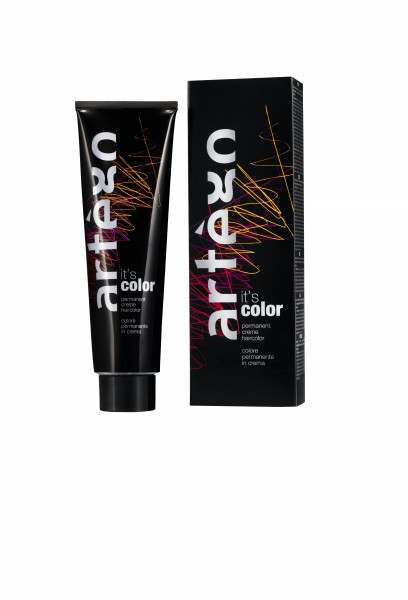 ARTÉGO IT`S COLOR Haarfarbe 7.40 Mittelblond Kupfer Orange, 150ml