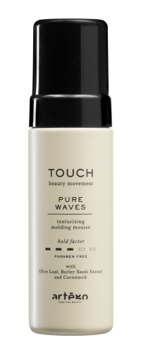 ARTEGO TOUCH Pure Waves Mousse, 150ml