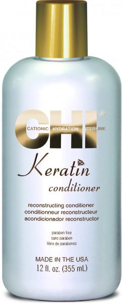 Friseur Produkte24, CHI Keratin Conditioner für Feuchtigkeit, 355ml