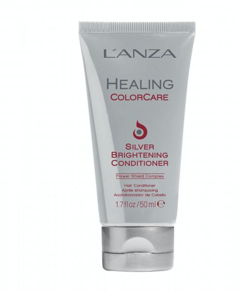 LANZA Healing ColorCare Silver Brightening Conditioner, 50ml