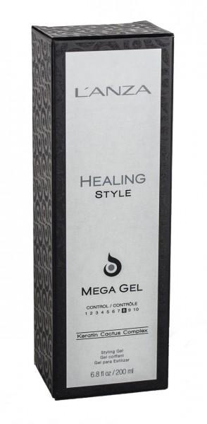 LANZA Healing Style Mega Gel, 200ml