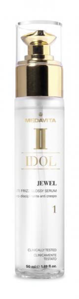 MEDAVITA IDOL Jewel - Anti Frizz Glossy Serum, 50ml