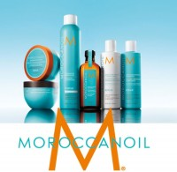 Vorschau: MOROCCANOIL Luminous Hairspray Extra Strong, 330ml