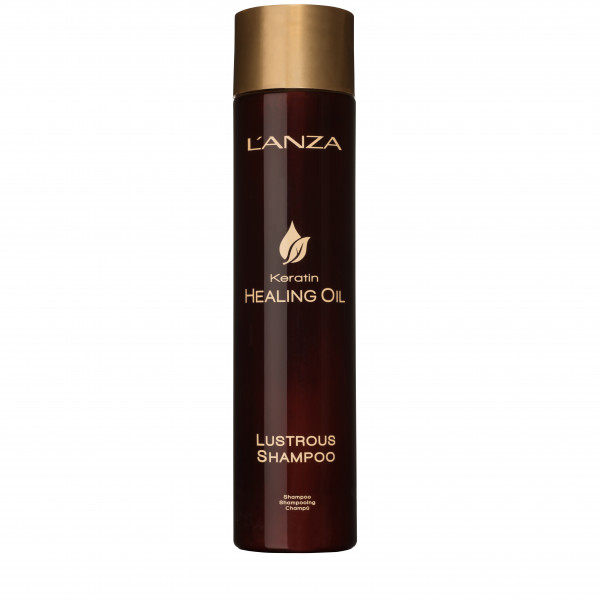 LANZA Keratin Healing Oil Lustrous Shampoo, 300ml