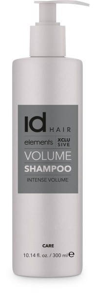 idHAIR Elements Xclusive Volume Shampoo, 100ml