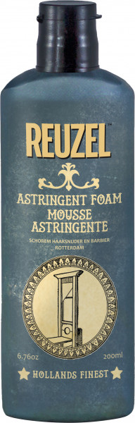 REUZEL Astringent Foam, 200ml