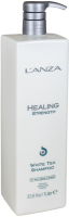 LANZA Healing Strength White Tea Shampoo, 1000ml