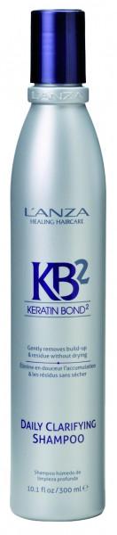 LANZA KB² Daily Clarifying Shampoo, 300ml