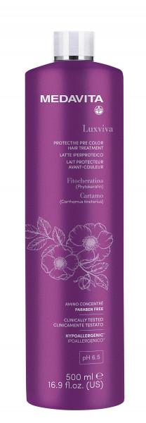 MEDAVITA Luxviva Protective Pre Color Hair Treatment, 500ml