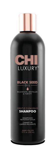 CHI Luxury Black Seed Gentle Cleansing Shampoo, 355ml