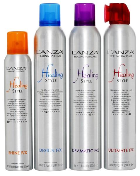 LANZA Healing Style Shine F/X, 200ml