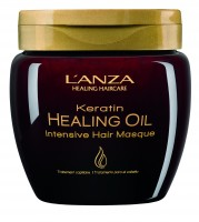 LANZA Keratin Healing Oil Intensive Hair Masque, 210ml