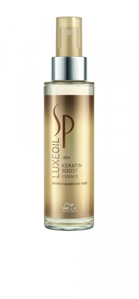 SP LUXEOIL Keratin Boost Essence, 100ml