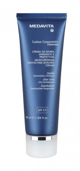 MEDAVITA Lotion Concentrée Homme Shaving Cream, 50ml