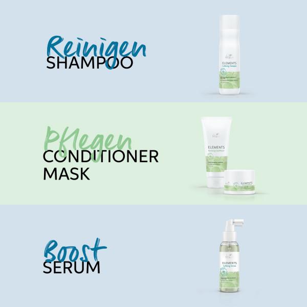 WELLA Elements Calming Shampoo, 250ml