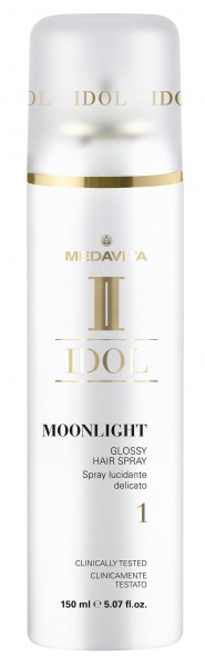 MEDAVITA IDOL Shine Moonlight Glossy Hair Spray, 150ml